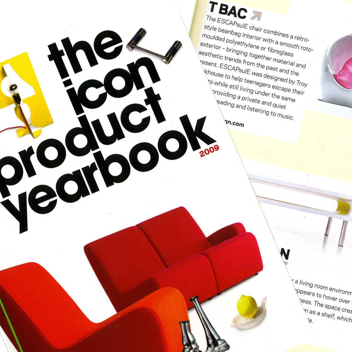 Icon year book publication t bac