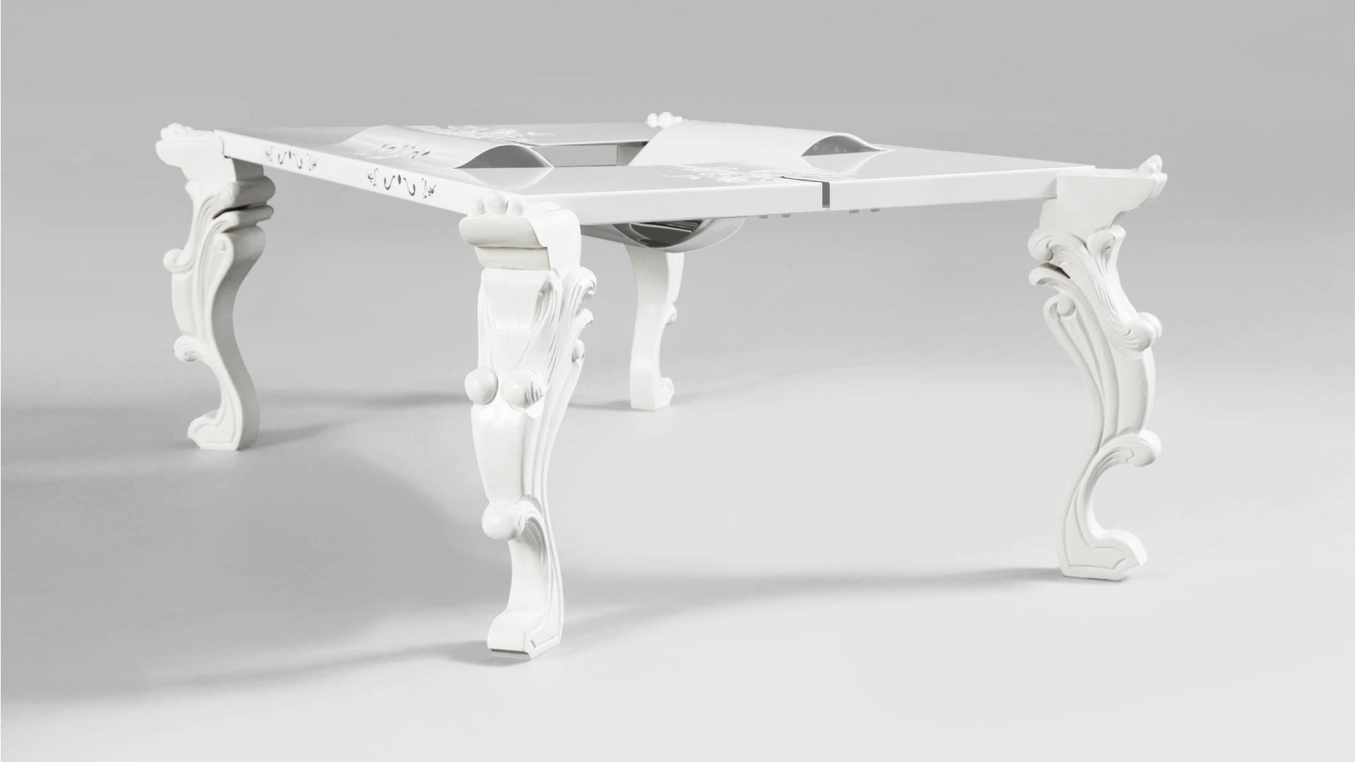 eterna II coffee table side view