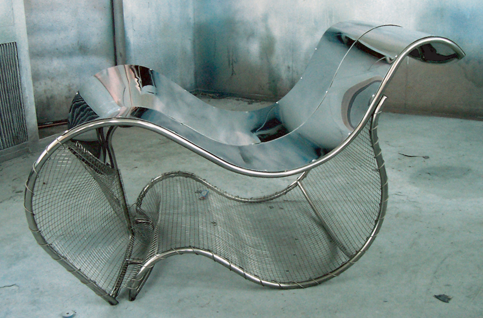 mercury chaise lounge