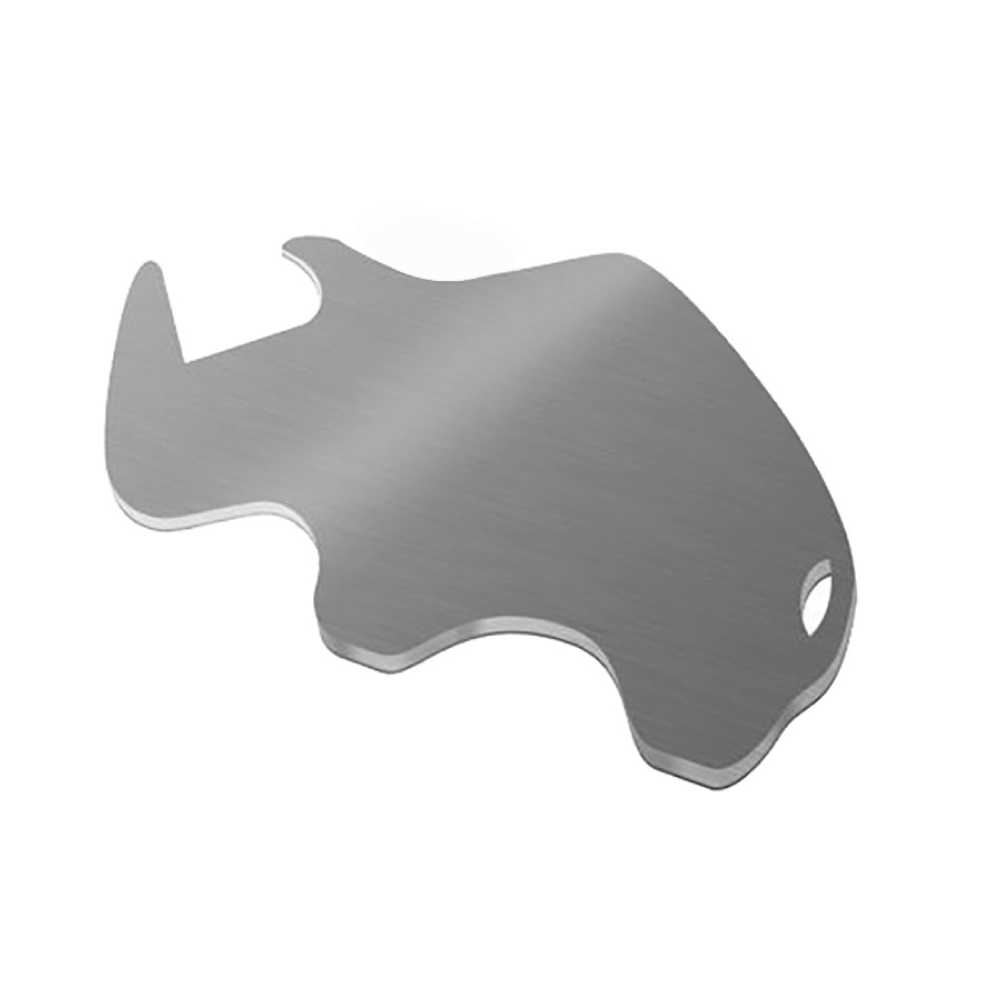 rhino stainless steel bottle opener