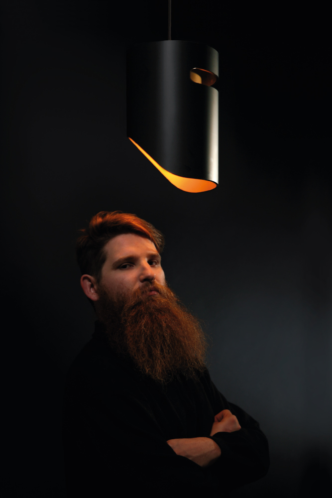troy backhouse Ned Kelly light with Giuseppe Demaio