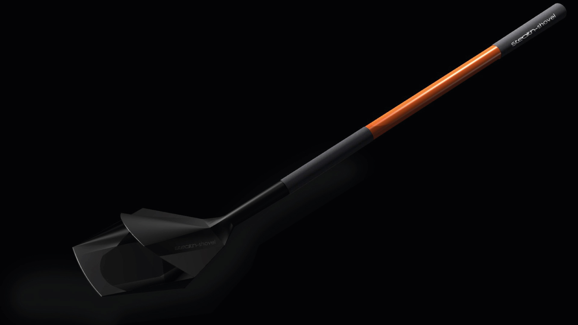 stealth shovel red dot design award winner